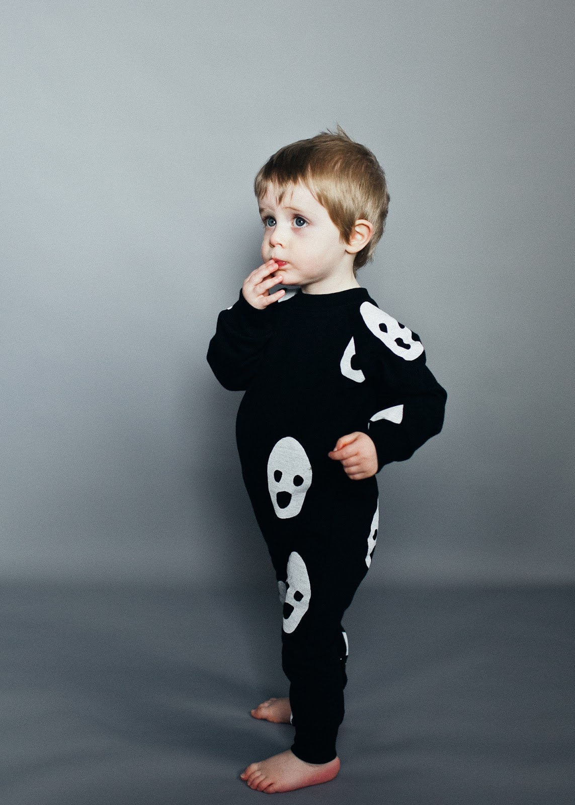 Beau LOves AW16 - ghost romper