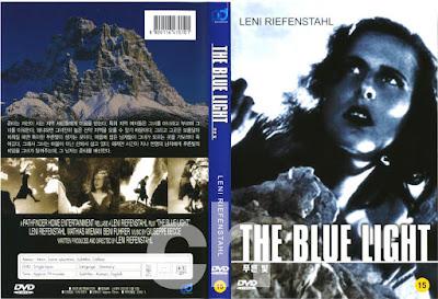Carárula dvd - La luz azul