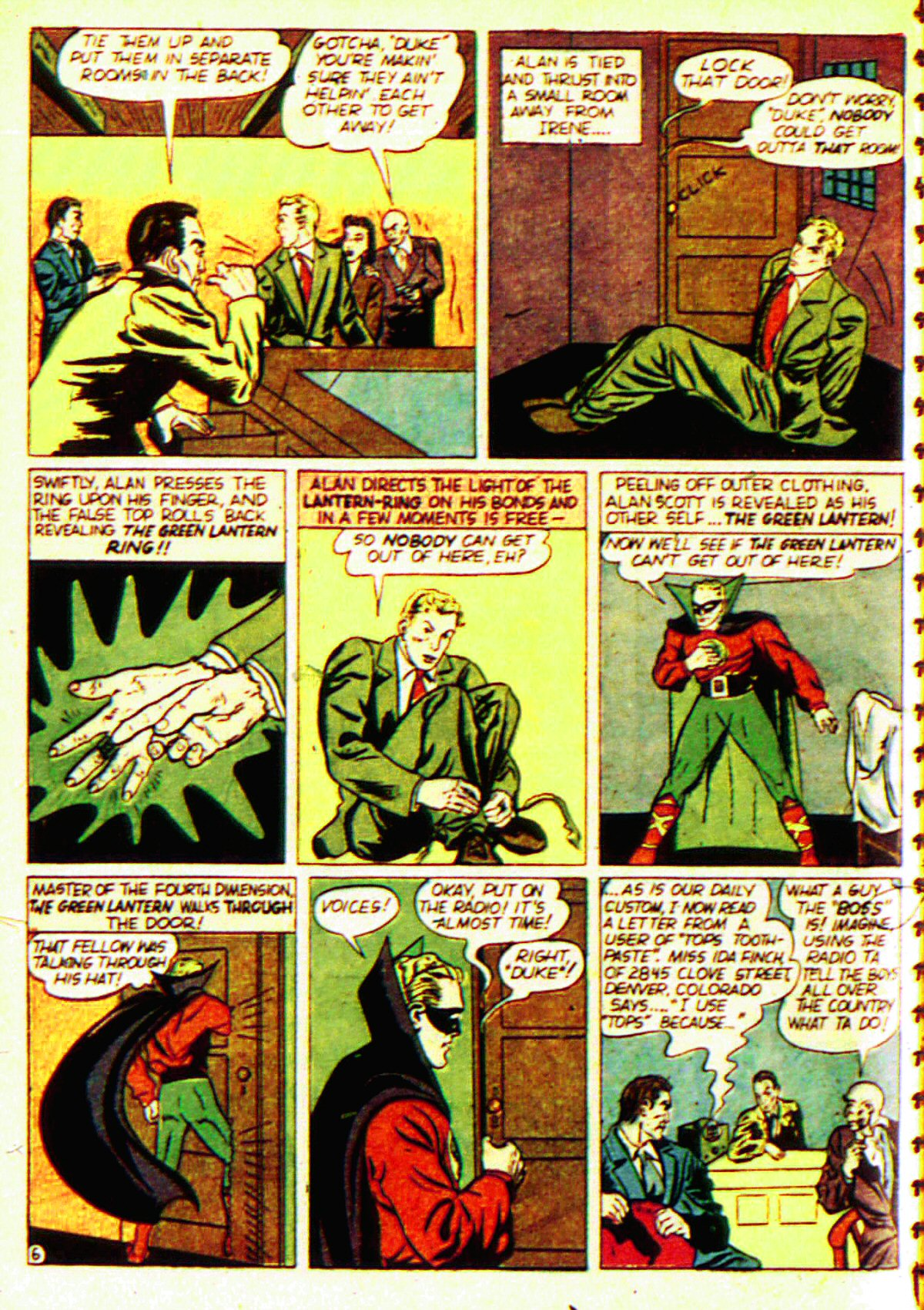 Read online All-American Comics (1939) comic -  Issue #20 - 9