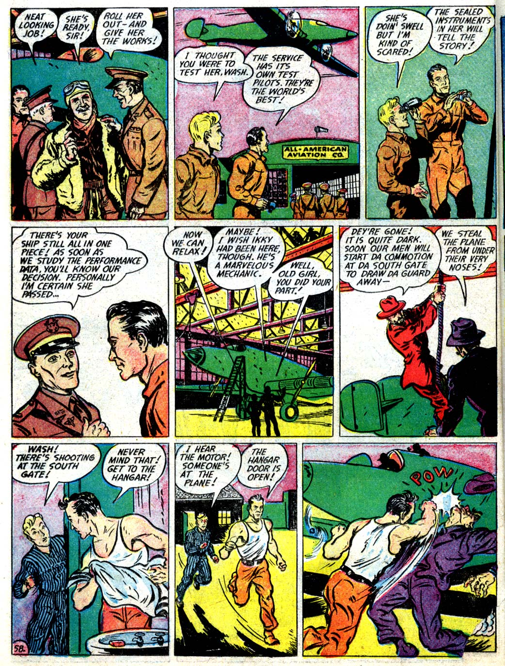 Read online All-American Comics (1939) comic -  Issue #14 - 18