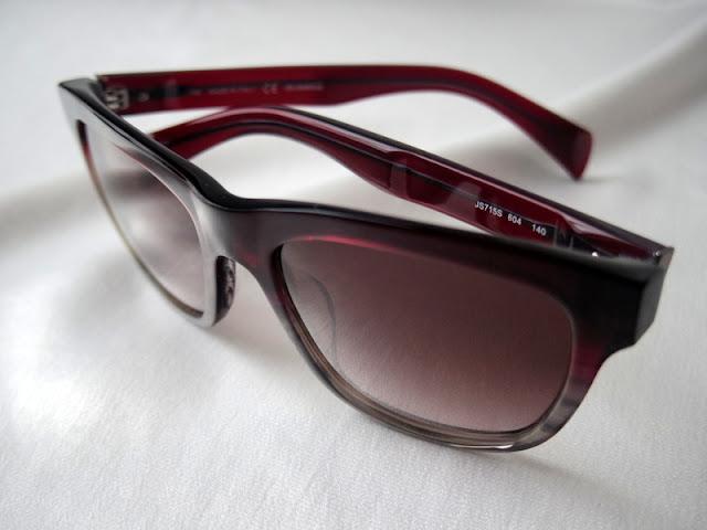 ジルサンダーのサングラス