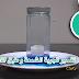 تفسير تجربة الشمعة وطبق الماء