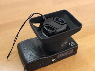 ETSUMI インナーレンズキャップ 43mm用 ブラック E-6692 + GH-2