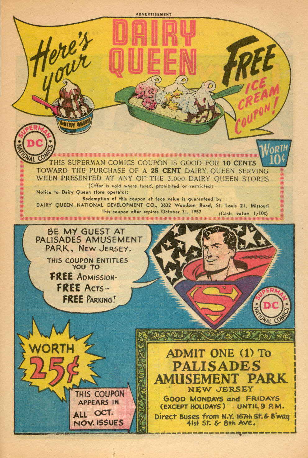 Read online Action Comics (1938) comic -  Issue #233 - 17
