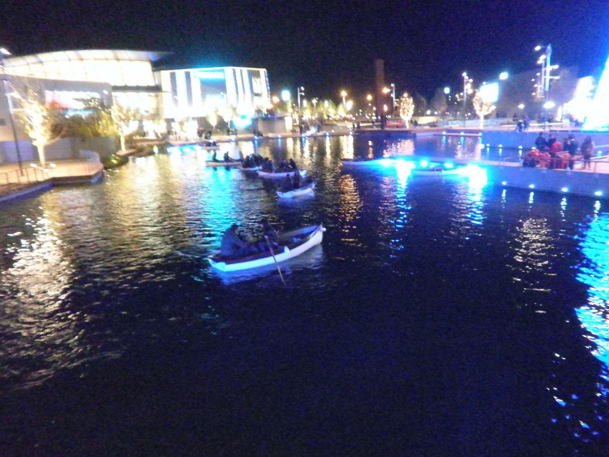 Puerto Venecia En Zaragoza Unjubilado