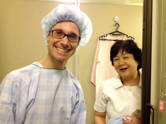 Surgery in Japan!