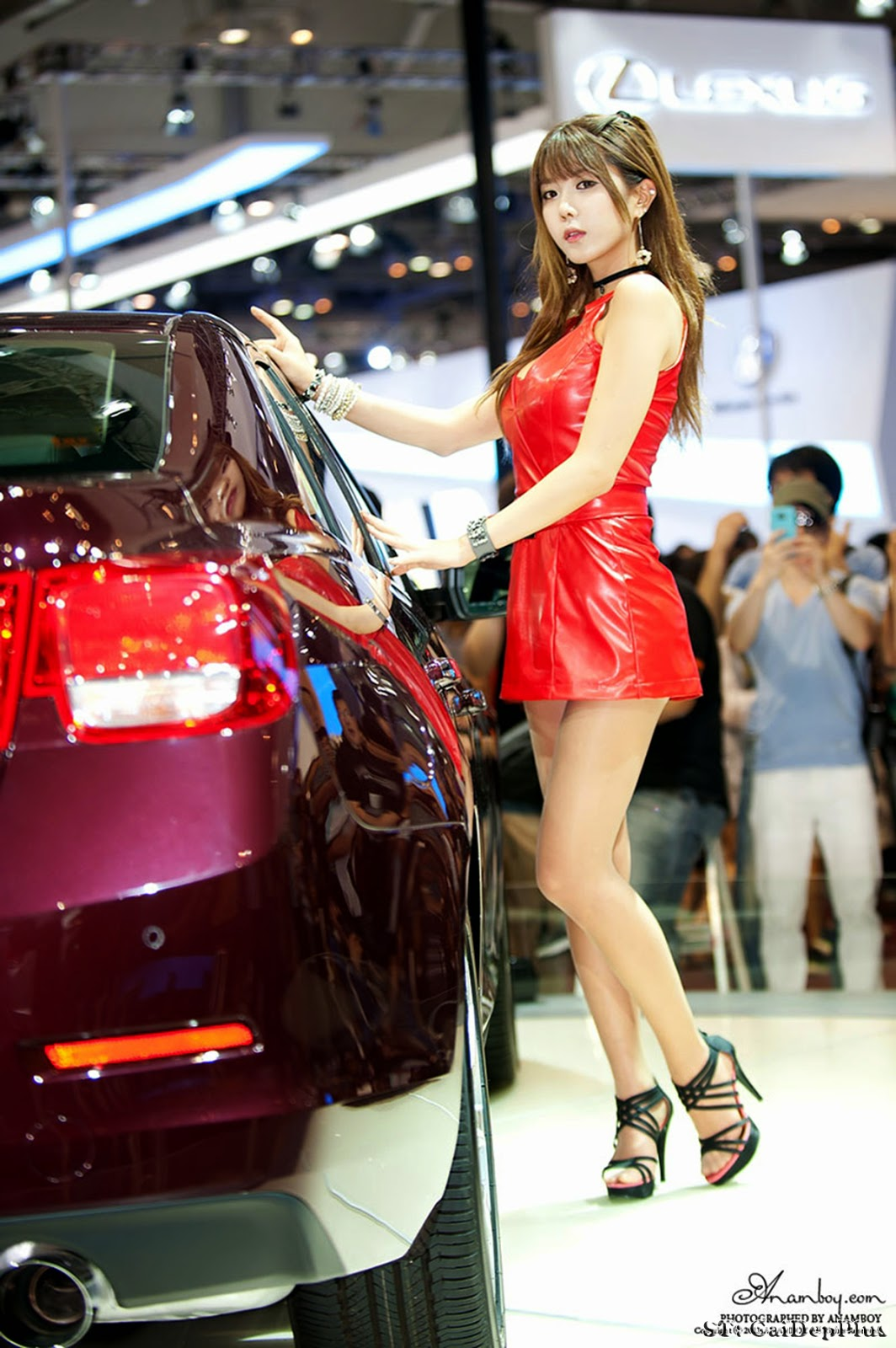 Korean  Queen Of South Korean Cars Heoyunmi