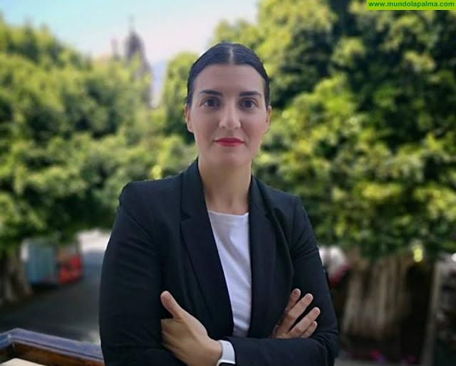 La aridanense Rebeca Martin será 2ª por VOX al Congreso de los Diputados por Tenerife