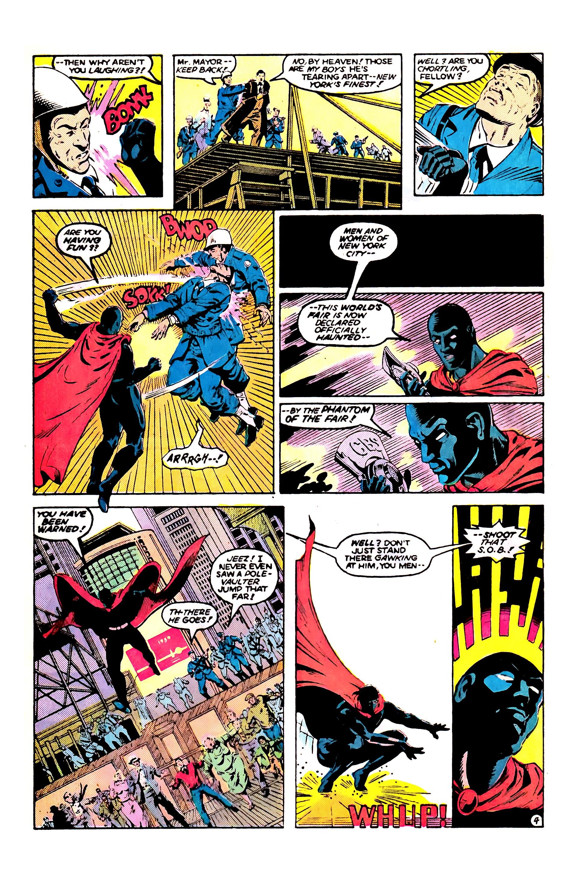 Read online Secret Origins (1986) comic -  Issue #7 - 28