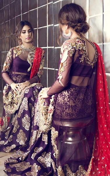 tena durrani formal wear 2017