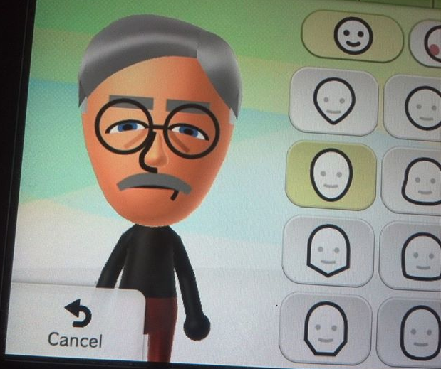 Mark Block on Mii Maker