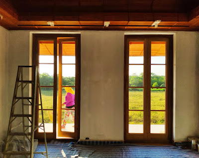 Buriram Home Building Wood Doors