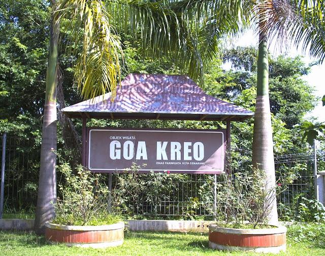 wisata Gua Kreo di Semarang