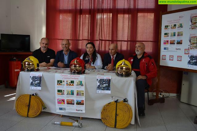 La Palma apuesta por la implicación del alumnado y los colectivos sociales en la prevención de los incendios