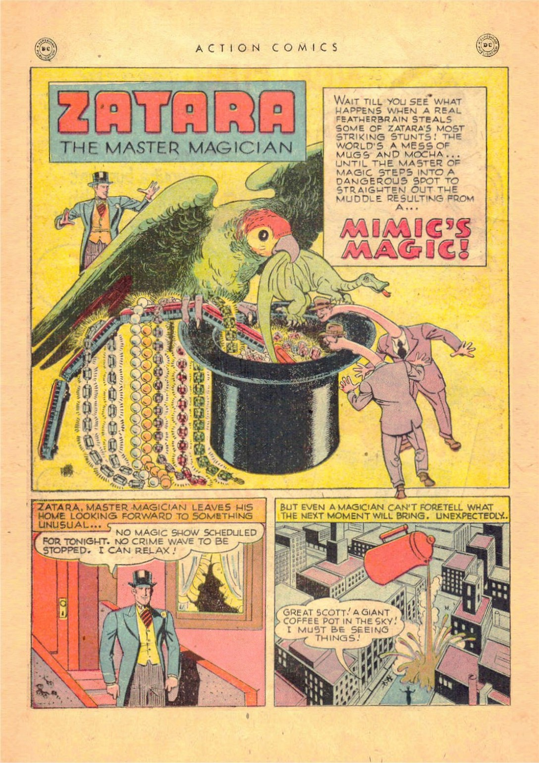 Read online Action Comics (1938) comic -  Issue #124 - 24