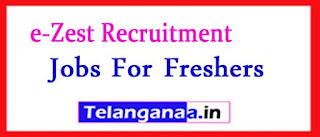 e-Zest Recruitment 2017 Jobs For Freshers Apply