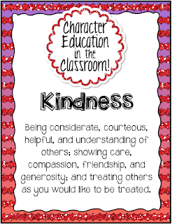 Character Education in the Classroom: Kindness