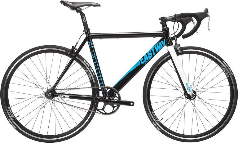 bicicleta castway sem marchas