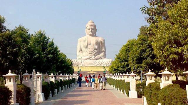 Vishal Buddha Statue