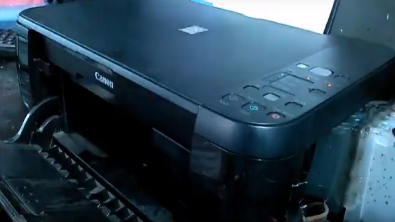 Error Kode 5200 Pada Printer Canon MP287