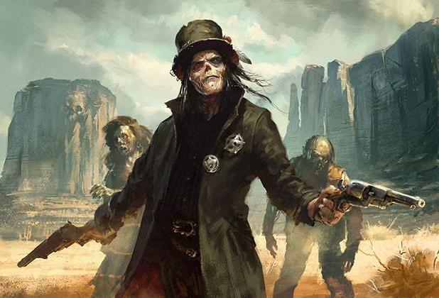 Deadlands Reloaded The Last Sons Pdf