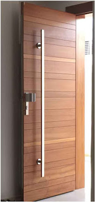ukuran pintu minimalis modern kontemporer