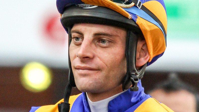 Gavin Lerena - Horse racing jockey