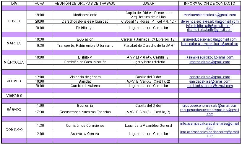 Calendario Academico Ucm 2020 2020.Uah Calendario