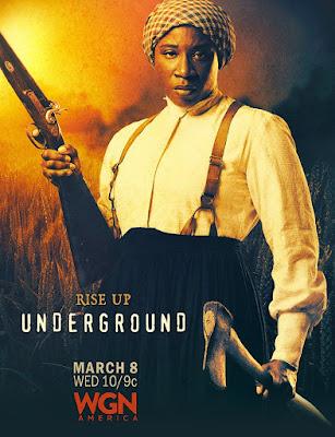 مشاهدة مسلسل Underground S01 الموسم الأول كامل مترجم أون لاين
