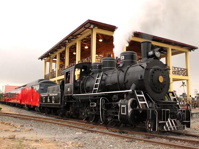 trenes del ecuador
