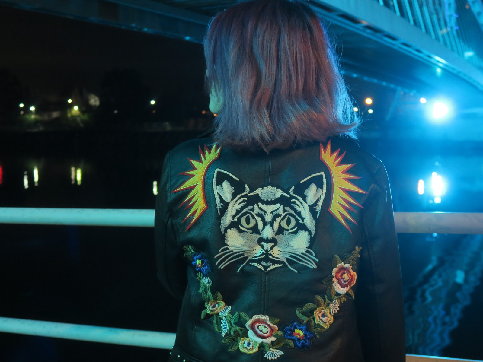 missguided cat jacket