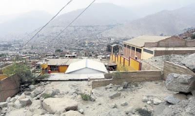 No se descarta postergar el inicio de clases en colegios de región Lima