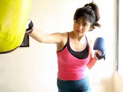 Sonal Sehgal, Shah Rukh Khan, Sonal Shahrukh, Muay Thai, kick boxing