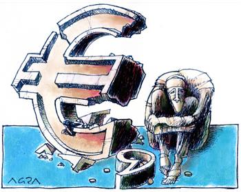 Resultado de imagen de El desastre europeo y la ue y el euro