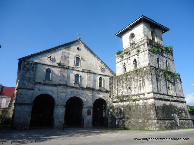 Baclayon Church in Bohol Countryside Tour