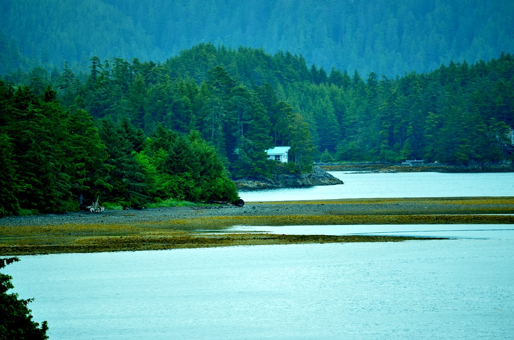 Sitka Alaska_Holland America Cruise Line_Castle Hill