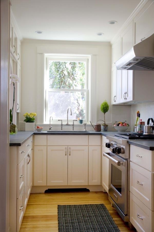 50 Contoh Desain Kitchen Set Minimalis Sederhana Dekorasi Rumah