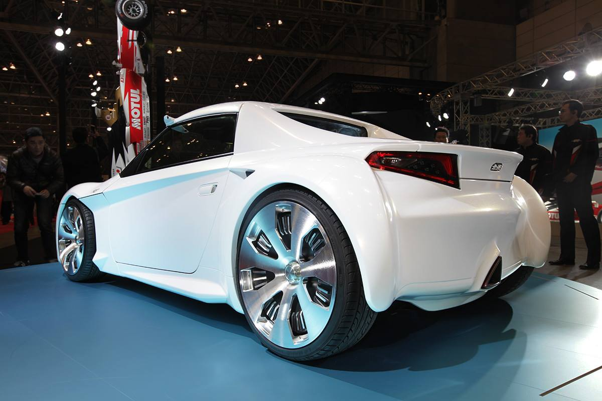 New Mugen Honda S660 Garu Concept Has A Very Chiron Like Face
