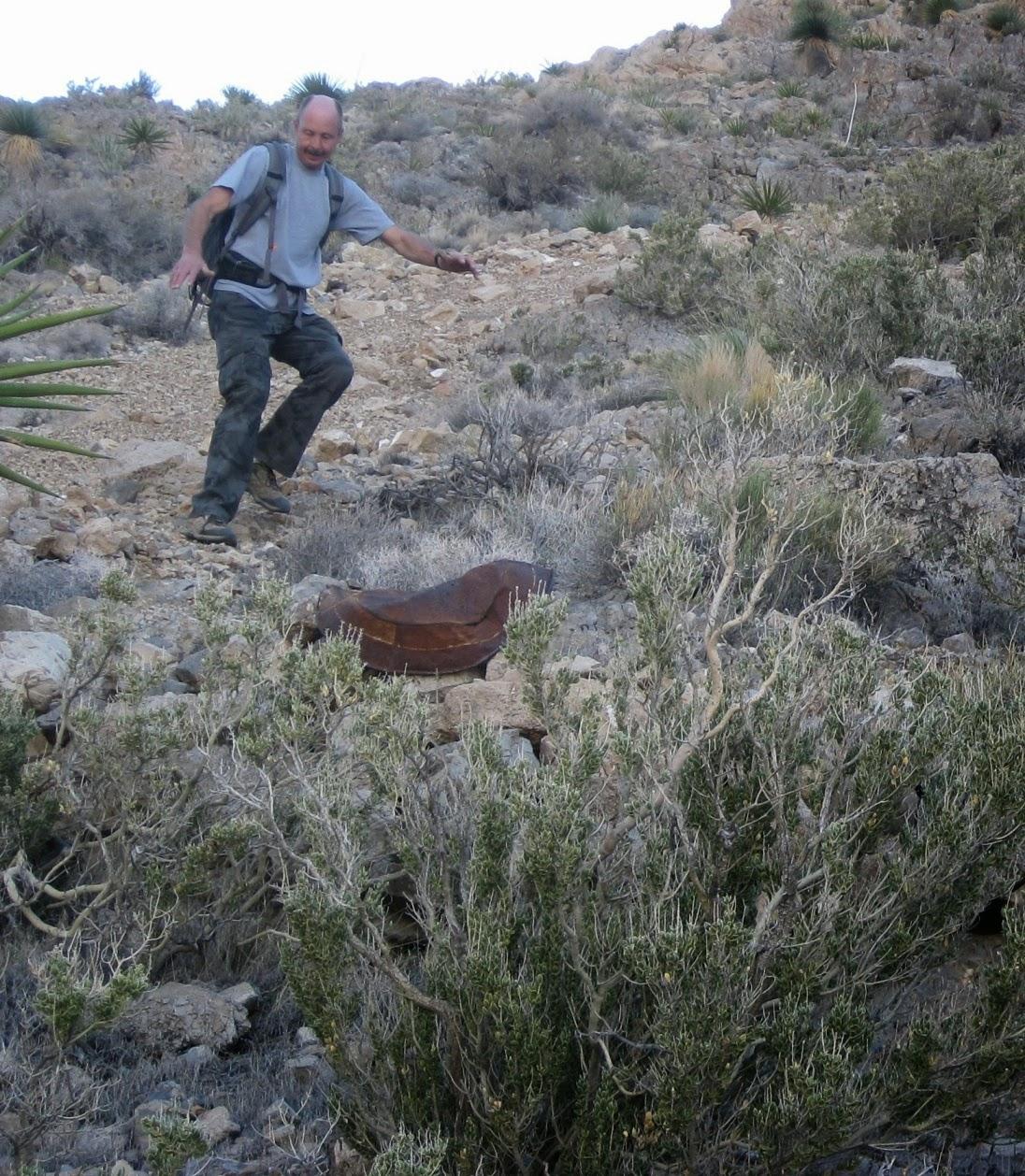 Mojave Desert Native Plants: Sun To The North: Majestic Mines Of The Mojave Desert