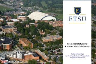 beasiswa kuliah amerika s1 s2 s3 etsu amerika serikat
