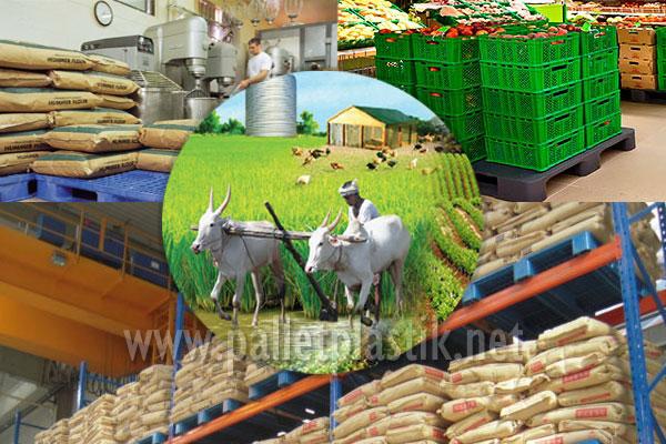 pallet plastik untuk kebutuhan pertanian
