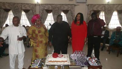 Photos From The 74th Birthday Anniversary Of Nigerian Billionaire Emmanuel Iwuanyanwu…