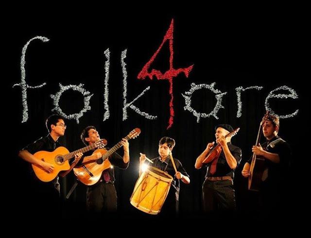 """Grupo """"Folklore 4"""" lança seu primeiro CD"""