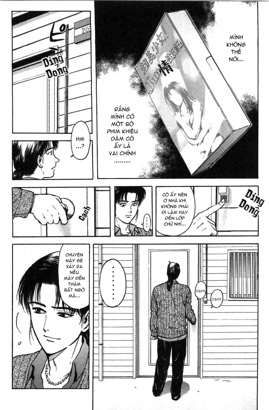 Psychometrer Eiji chapter 48 trang 20