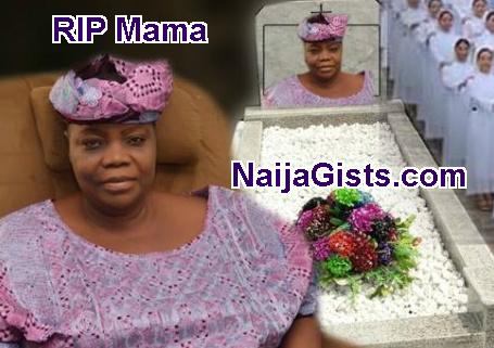 abiara wife burial