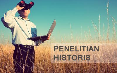 penelitian sejarah