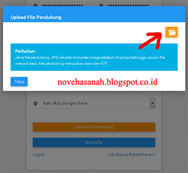 cara upload file scan KTP di http://gtkedit.data.kemdikbud.go.id