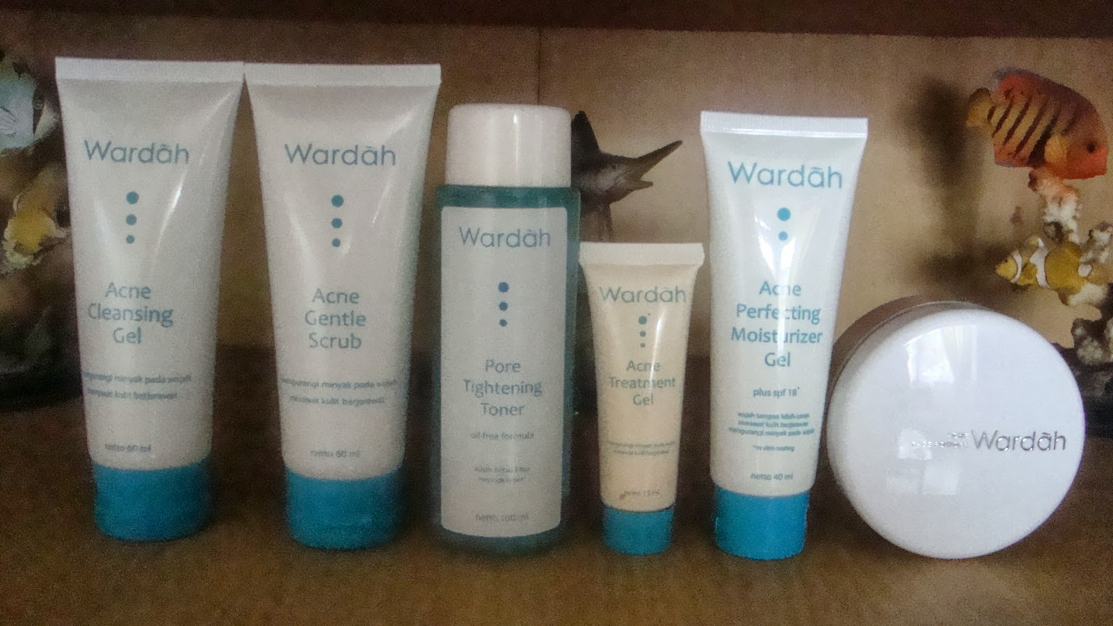 ssilverly: Review : WARDAH Skincare, Makeup, Bodycare