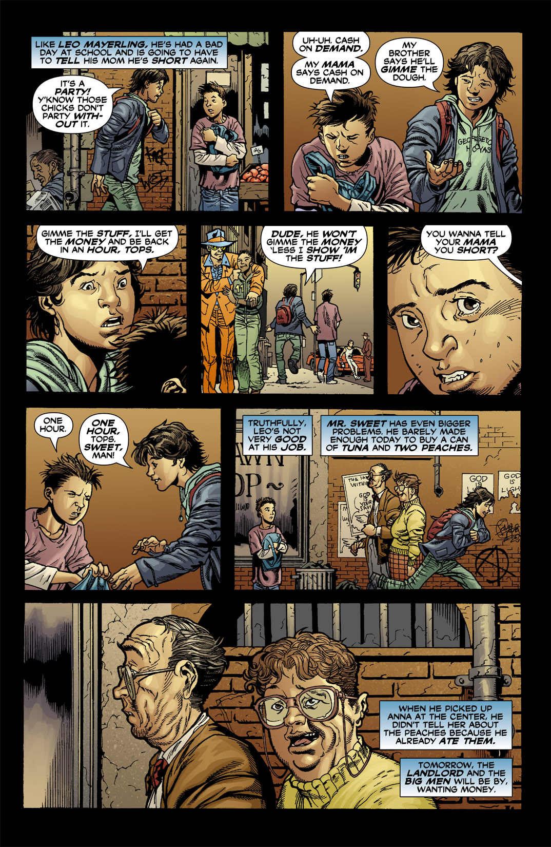 Detective Comics (1937) 807 Page 12