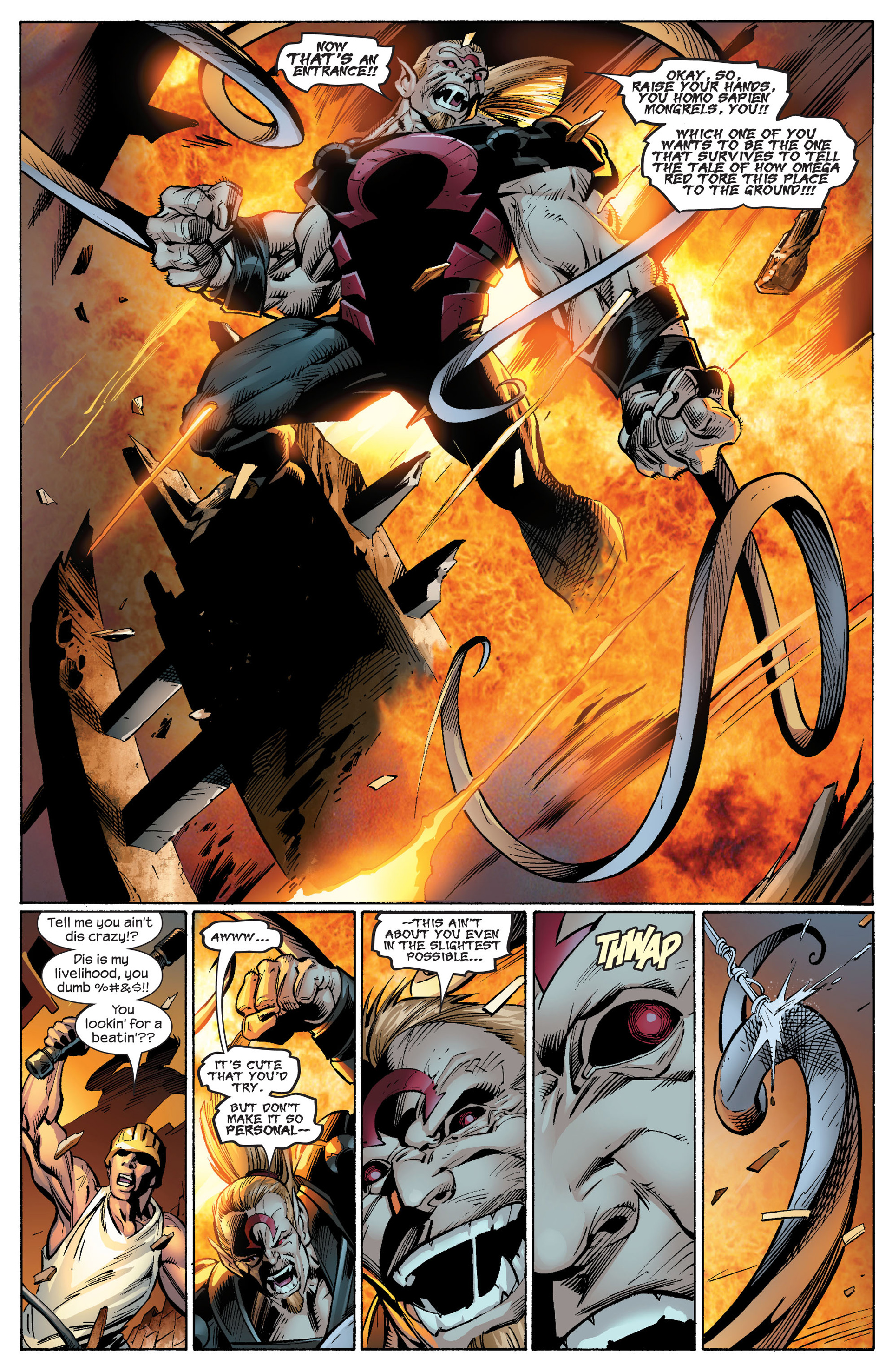 Read online Ultimate Spider-Man (2000) comic -  Issue #86 - 6
